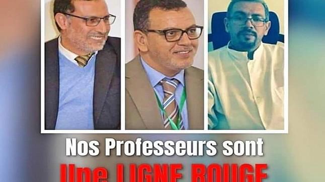 استياء عارم بالجامعات المغربية بعد توقيف أساتذة طب عن العمل