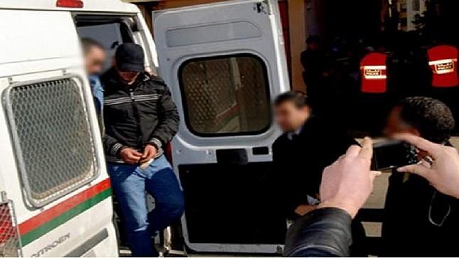 الأمن يحل لغز جريمة « القرعة » التي راح ضحيتها سيدة ويعتقل 8 أشخاص