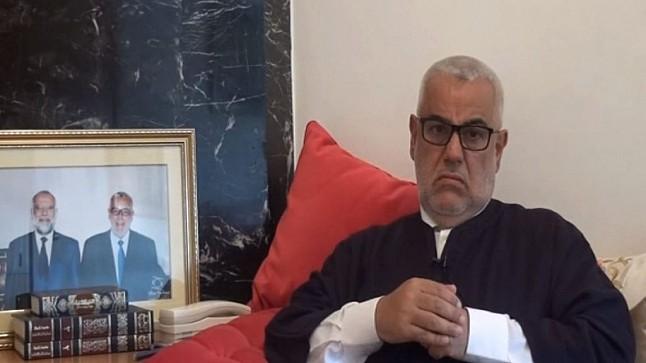 """بنكيران مهاجما قيادة حزبه: التنازل عن العربية """"أضحوكة الزمان"""""""