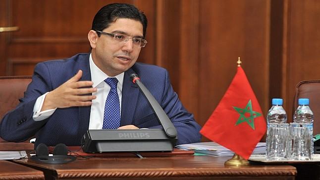 المغرب يدعو إلى احترام حرية الملاحة البحرية بمضيق هرمز