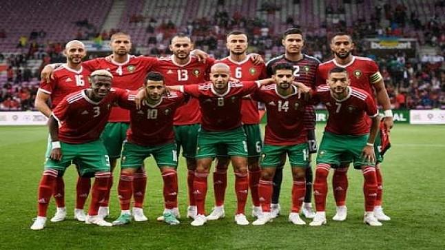 """ترتيب """"الفيفا"""" لشهر يوليوز يفاجئ المنتخب المغربي"""