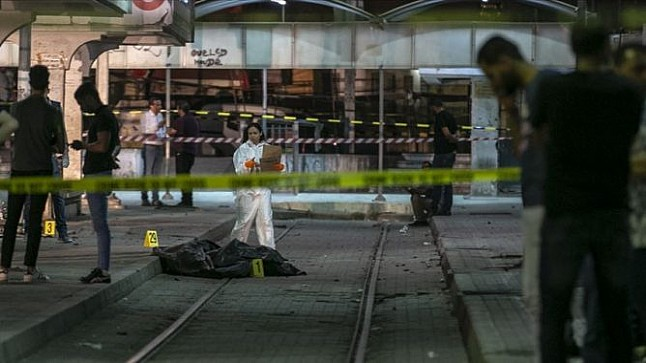 بعد محاصرته.. انتحاري يفجر نفسه في العاصمة التونسية