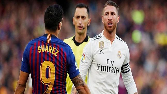 """رسمياً.. هذا موعد """"كلاسيكو"""" الليغا و""""ديربي"""" مدريد"""