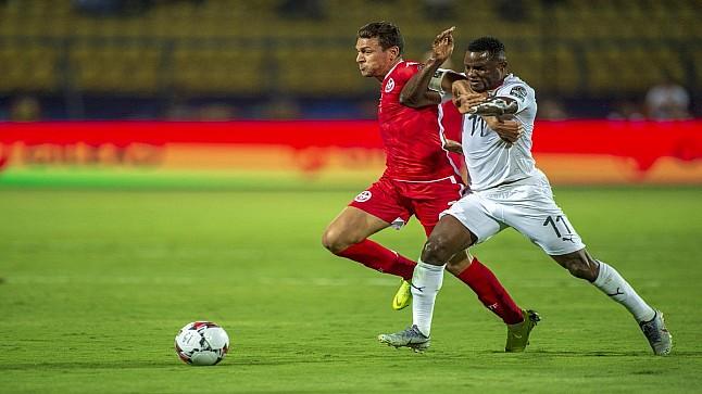 تونس تقصى غانا من أمم أفريقيا بركلات الترجيح وتتأهل لدور الـ 8