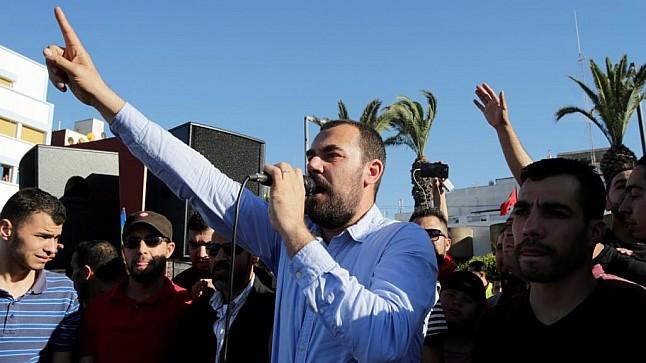"""الزفزافي: إعادة اعتقال جمال مونا """"انتقام من الريف"""""""