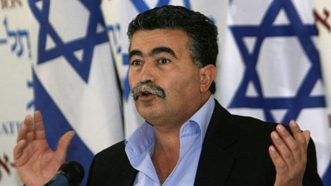 """المغربي """"بيريتس"""" يترشح لرئاسة حكومة اسرائيل"""