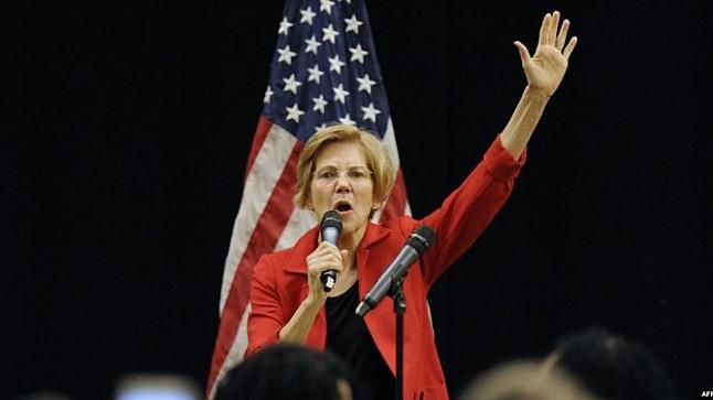 مرشحة لرئاسة أمريكا تتعهد بإنهاء الاحتلال الإسرائيلي