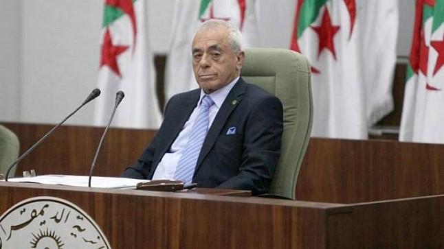 استقالة رئيس البرلمان الجزائري بعد ضغط من 6 كتل نيابية