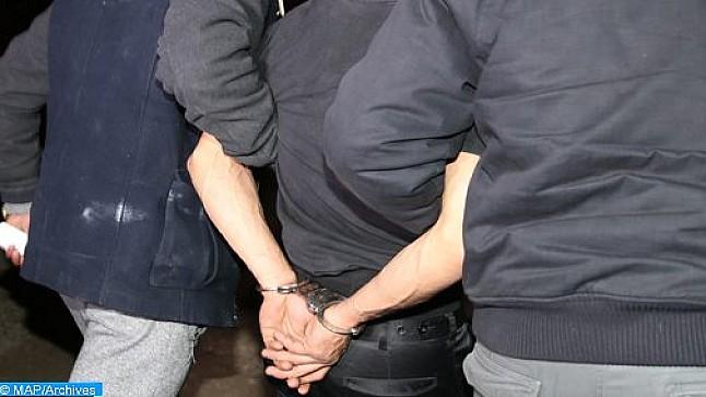 رجل يعرض زوجته للتعذيب ببرشيد ووالدته تبلغ عنه (صورة)