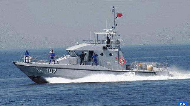 البحرية الملكية تقدم المساعدة لـ 161 مرشحا للهجرة