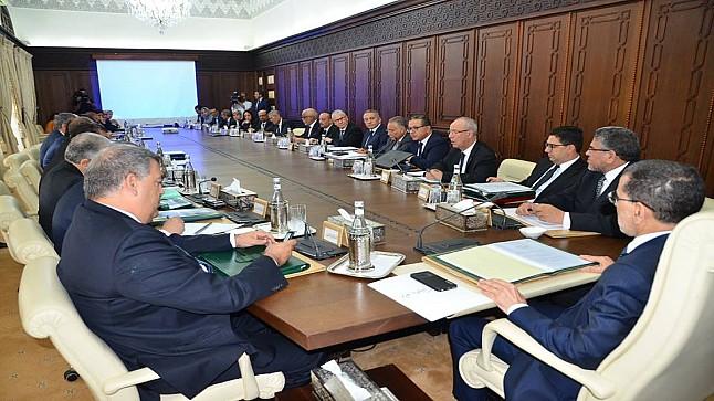 """المسطرة الجنائية"""" و""""زجر مخالفات التعمير"""" على طاولة المجلس الحكومي المقبل"""
