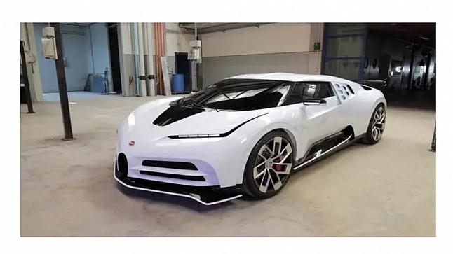 رونالدو يشتري سيارة نادرة قيمتها 8 ملايين يورو