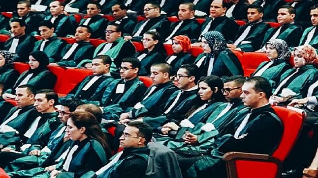 """هيئة تطالب برفع أجور القضاة لتحصينهم من """"الإغراءات المادية"""""""