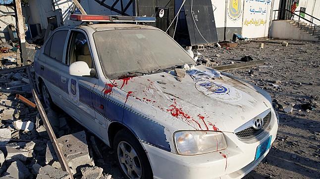 """حكومة الوفاق: مغربي ضمن ضحايا """"قصف المهاجرين"""" بطرابلس"""