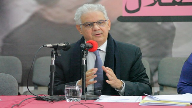 بركة: الأوضاع بالمغرب تتميز باستمرار أجواء الاحتقان