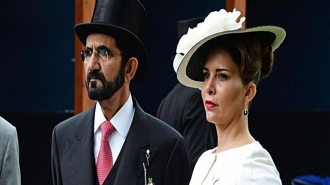 أول تعليق إماراتي حول هروب زوجة حاكم دبي