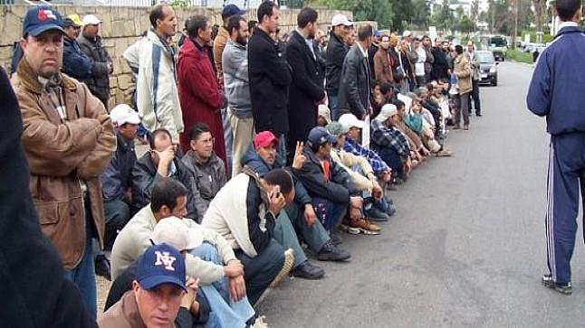 البطالة تنخر الشباب المغربي ومؤسسات رسمية ترسم صورة قاتمة عن الآفاق الاقتصادية