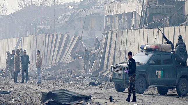 أكثر من 100 قتيل وجريح بهجوم لطالبان في كابول