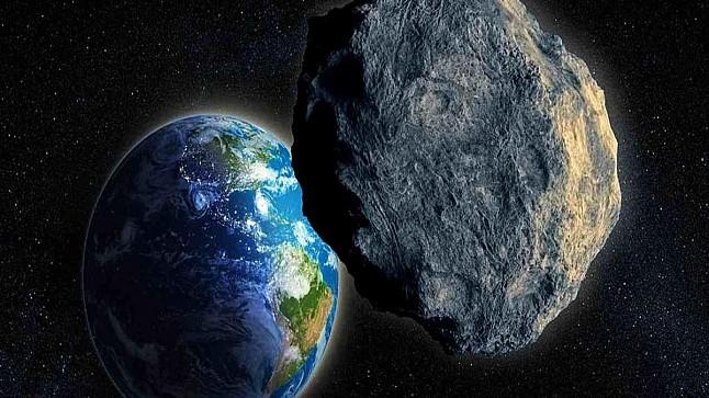 كويكب هائل يمرّ بجانب الأرض الأسبوع القادم