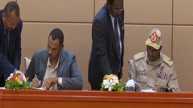 السودان.. اتفاق نهائي على موعد الإعلان الدستوري
