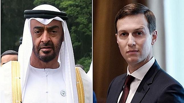 صحيفة: كوشنر ناقش جديد صفقة القرن مع ابن زايد في المغرب