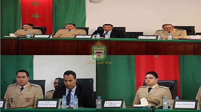 تنصيب رجال السلطة الجدد بعمالة إقليم طانطان