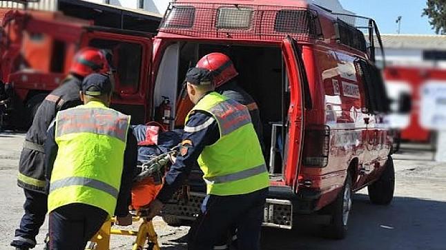 قتيل وجرحى في حادثة سير بين طنجة وتطوان