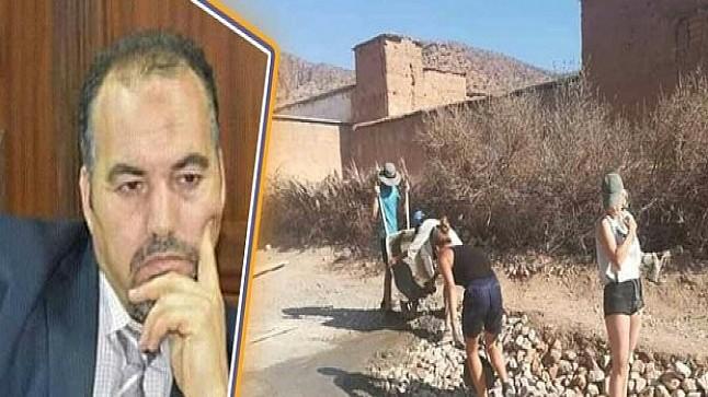 """من جديد..برلماني البيجيدي يطالب وزير الداخلية بـ""""التضييق"""" على مبادرات المتطوعين الأجانب"""