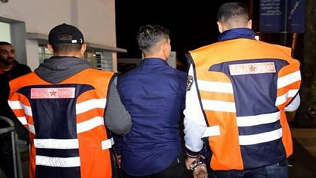 توقيف سائق بميناء طنجة المتوسط بعد محاولته تهريب 840 كيلوغراما من مخدر الشيرا