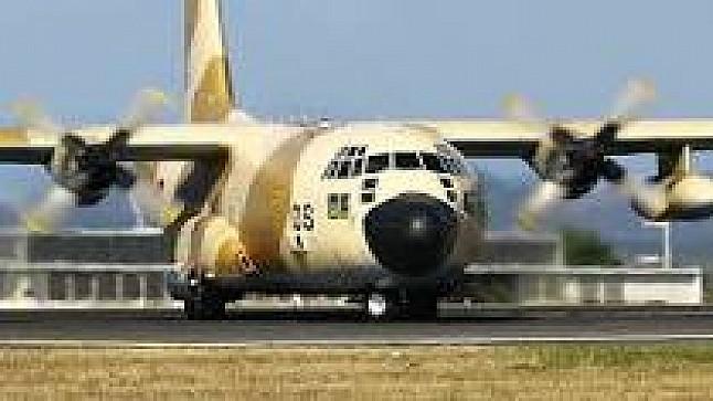 القيادة العليا للقوات المسلحة الملكية تسخر طائرات عسكرية من نوع c 130 من أجل تسهيل عملية نقل المعنيين بالخدمة العسكرية