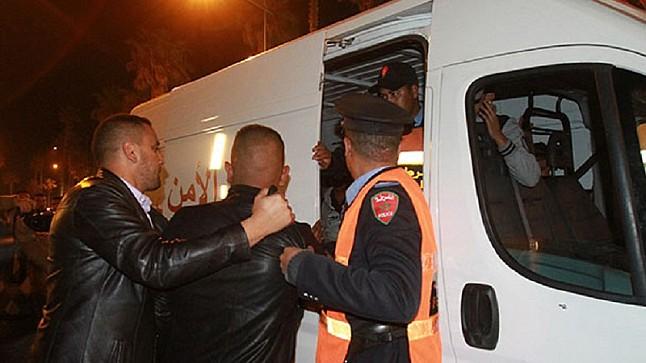 تدوينة فايسبوكية « طائشة » تقود ثلاثة أشخاص إلى الاعتقال بسلا