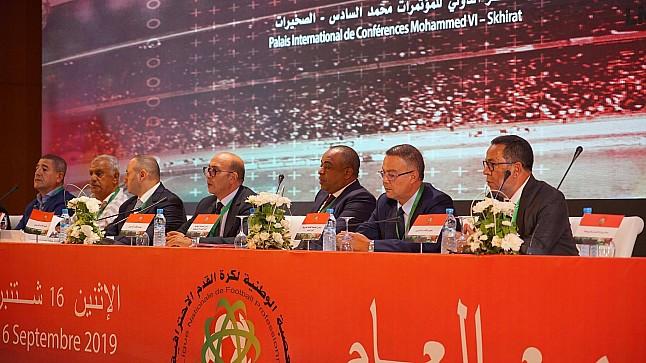 لقجع: ما تعرض له الوداد جريمة وحان الوقت لتمثيلية مغربية قوية بالأجهزة الكروية