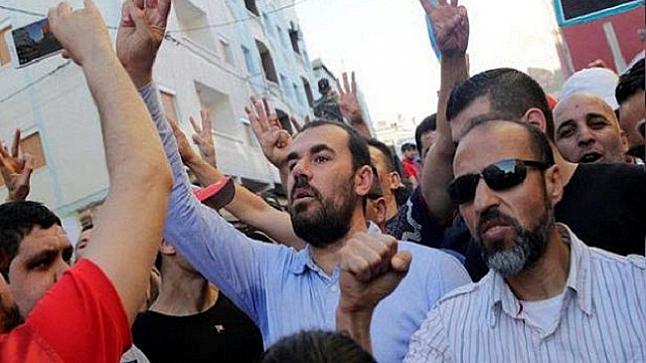 """""""الجمعية المغربية لحقوق الإنسان"""" تحمل الدولة مسؤولية معاناة """"معتقلي الريف"""""""