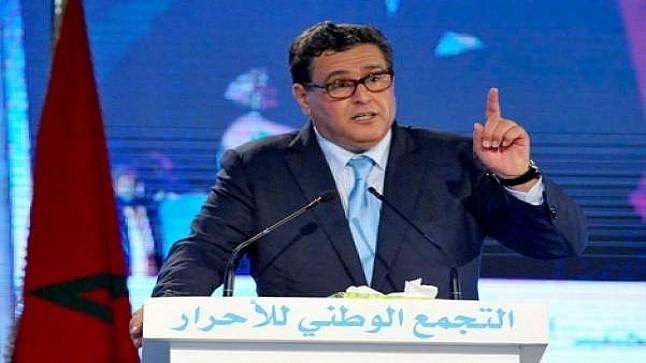 """الأحرار يتهم جطو بـ """"تسييس"""" تقرير المجلس الأعلى للحسابات"""