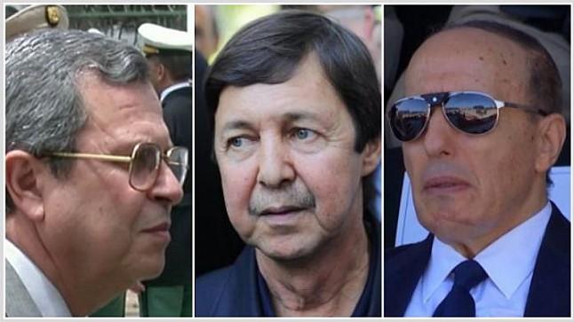 السجن 15 سنة لسعيد بوتفليقة ورئيسة حزب ومسؤولين أمنيين سابقين بالجزائر