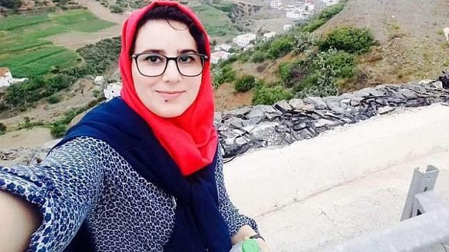 جمعية حقوقية تطالب بالإفراج الفوري عن هاجر الريسوني