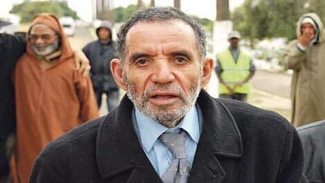 """الملك حزين لوفاة أحمد الصعري: """"ممثل مقتدر وأستاذ كفء"""""""