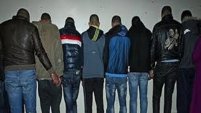 """توقيف عصابة تنشط في """"الهجرة السرية والاتجار في البشر """" بالعيون"""