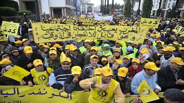 """الـ""""CDT"""" تقصف الحكومة: """"نعيش احتقاناً بسبب السياسات الحكومية اللاشعبية"""""""
