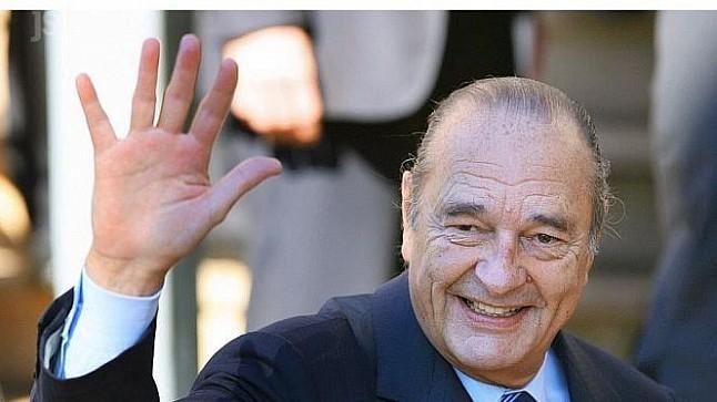 عاجل. رحيل الرئيس الفرنسي السابق جاك شيراك