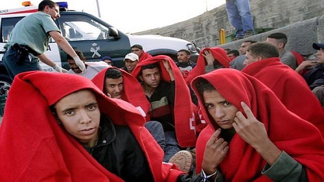 """التقدم والاشتراكية"""" ينتقد الظروف السيئة لتنقيل القاصرين المغاربة من الشمال نحو مدن أخرى"""