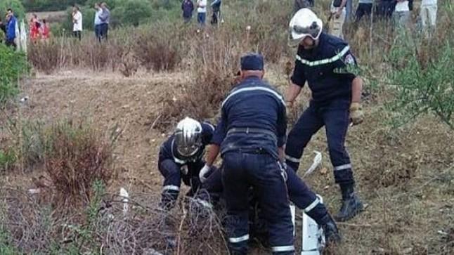 استنفار بسبب العثور على جثة شاب داخل بئر بتطوان
