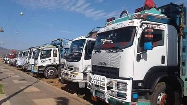 وزارة التجهيز والنقل تصرف منحا لتجديد 1450 شاحنة لنقل البضائع