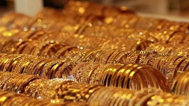 العثور على 26 كلغ من الذهب بالعيون