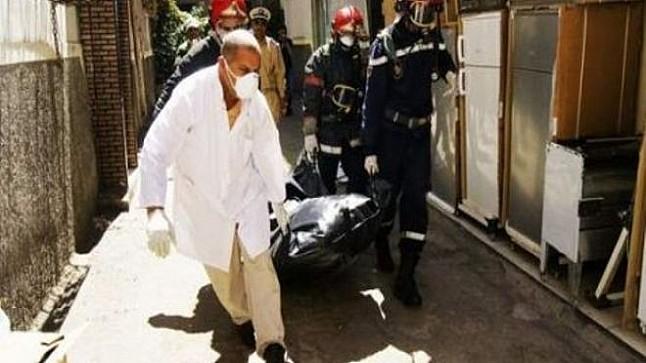 انتشار رائحة كريهة يقود لاكتشاف جثة رجل مسن بالبيضاء