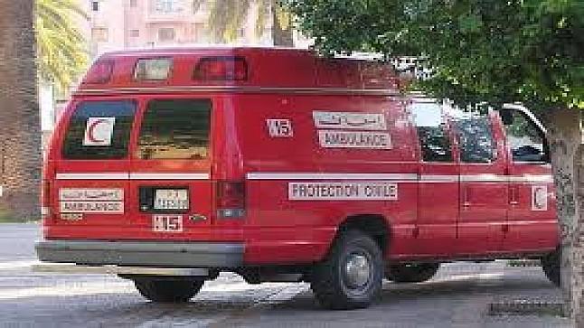 وفاة موظف بأكاديمية التعليم لمراكش وإصابة اثنين آخرين في حادث بسطات