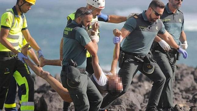 من بينهم مغاربة.. حصيلة ضحايا غرق قارب المهاجرين إلى لانزاروتي ترتفع إلى تسعة قتلى