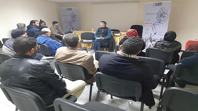 السيناريست توفيق حماني يؤطر ورشة لكتابة السيناريو بأبي الجعد