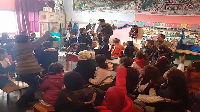مهرجان أبي الجعد للسينما والتشكيل ينفتح على المؤسسات التعليمية