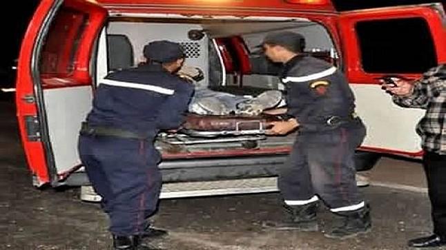 عاجل…مصرع شرطي في الديربي العربي بين الرجاء والوداد